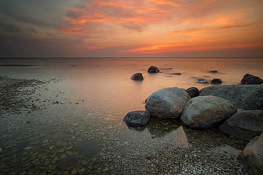McGulpin Point, Michigan by Derek Thornton