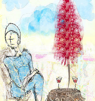 Me, Myself and Wine by Gabrielle Schertz