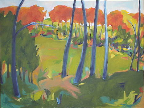 Meadow by Jackie Hoats Shields