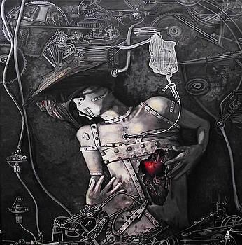 Mechanical Girl by Safir  Rifas