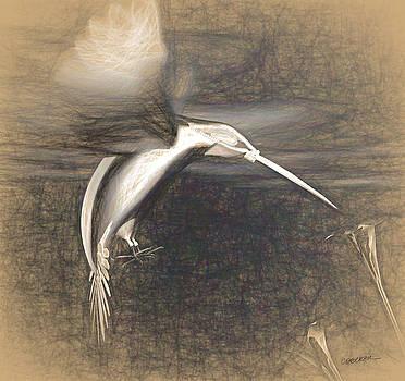 Cynthia Decker - Mechanical Hummingbird
