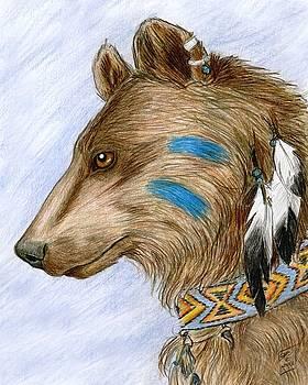 Medicine Bear by Brandy Woods