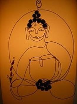 Medicine Buddha by Live Wire Spirit
