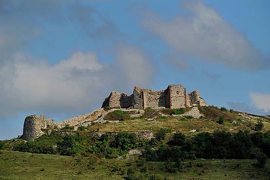 Medieval city of Novoberdo by Arbenllapashtica