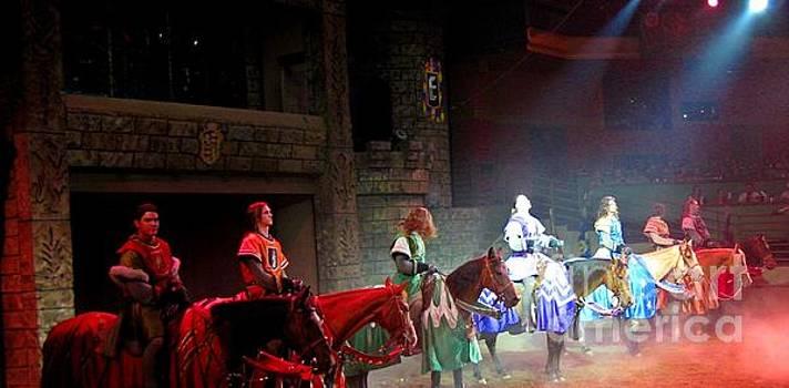 John Malone - Medieval Times Dinner Theatre in Las Vegas