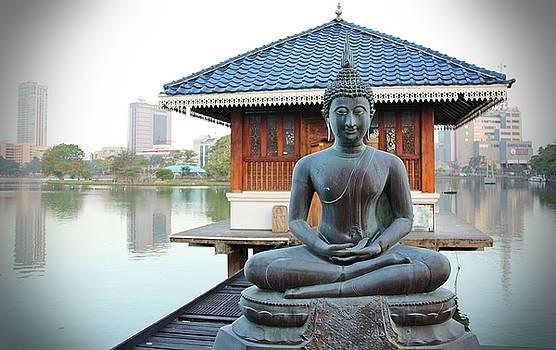 Meditation by Ajithaa Edirimane
