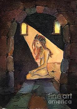 Meditation by Cori Caputo