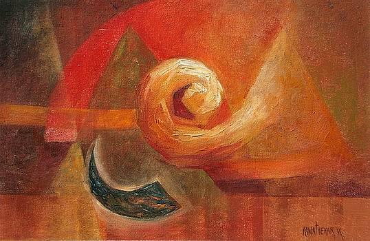 Meditation by Vijay Kawathekar