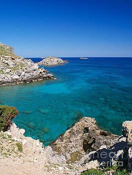 Mediterranean Blue by Alex Cassels