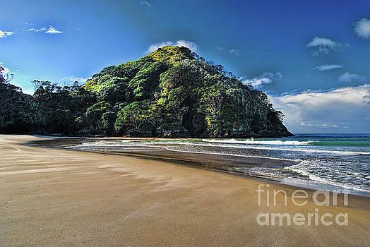 Medlands Beach by Karen Lewis
