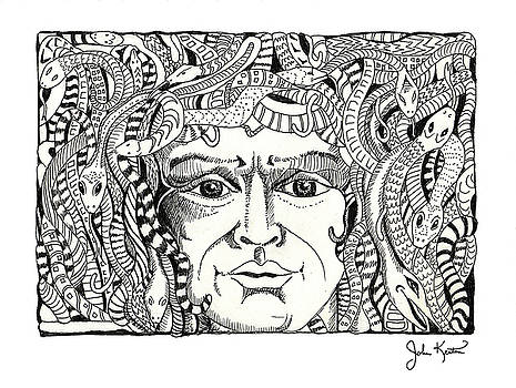 Medusa by John Keaton