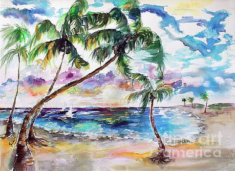 Ginette Callaway - Meet Me On Bimini Island Bahamas