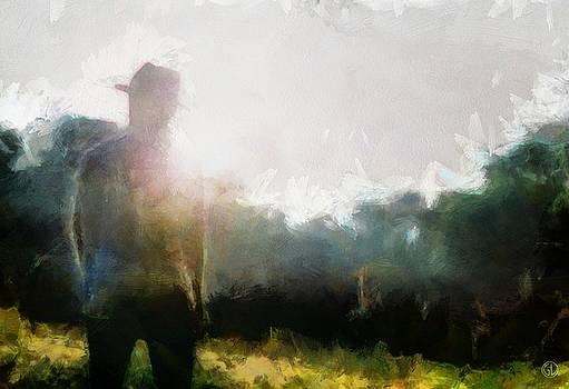 Meeting The Morning by Gun Legler