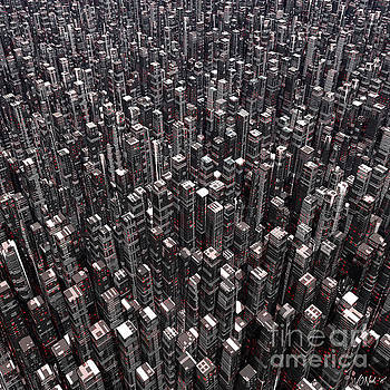 Megalopolis by Walter Oliver Neal
