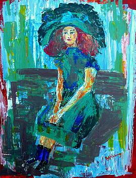 Melancholy Mind by Beth Sebring