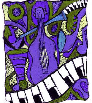 Melllow Jazz by Wayne Potrafka