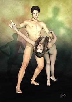 Melodia de Arrabal. Nude Tango. by Joaquin Abella