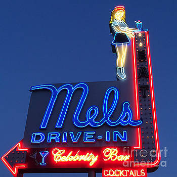 Mels Drive-In by Nina Prommer