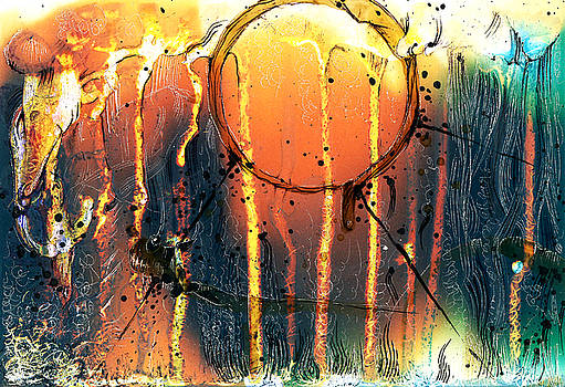 Melting Demon by Grebo Gray