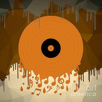 Melting Music by Bedros Awak