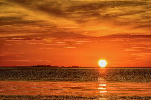 Melting Sun by Gregg Southard