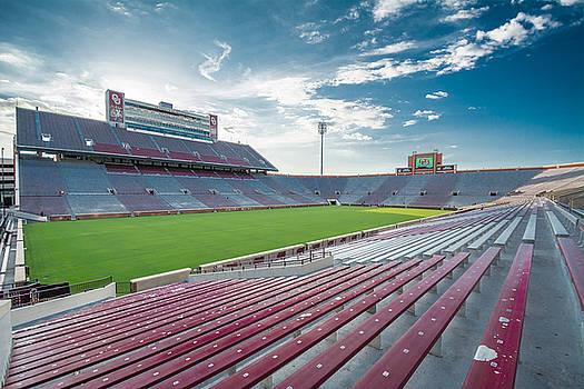 Memorial Stadium by Nathan Hillis
