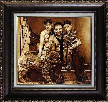 Memories - Amintiri by Dino Muradian