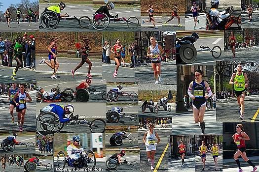 Juergen Roth - Memories of the 2011 Boston Marathon