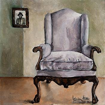 Memory Chair by Jolante Hesse