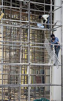 Sumit Mehndiratta - Men working