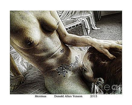Meninas by Donald Yenson