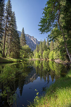 Merced River by Phil Abrams