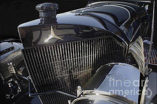 Mercedes 37-05 Torpedo 1913 by Curt Johnson