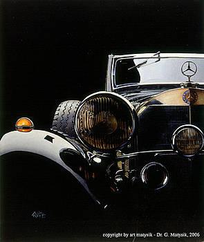 Mercedes Benz by Gerd Matysik