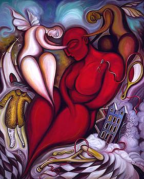 Mercy by Lina Scarfi