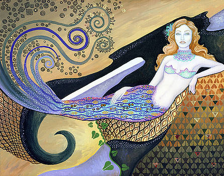 Mermaid by B K Lusk