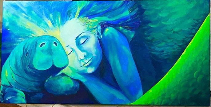 Mermaid Dreams by Patti Lane