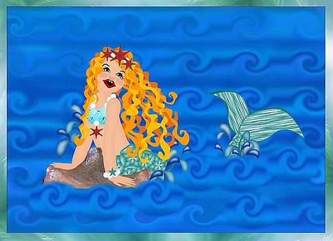 Mermaid by Jeanette Lindblad