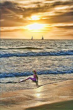 Mermaid of Venice by Michael Cleere