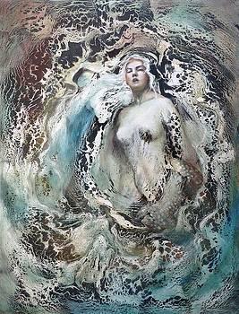 Mermaid song by Alberto Padilla