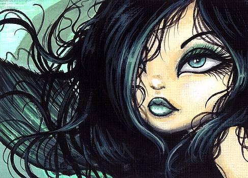 Mermaid Sylvara by Elaina  Wagner