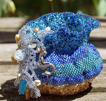 Mermaid's Basket by Patricia Griffin Brett