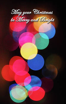 Merry And Bright Christmas by Vicki McLead