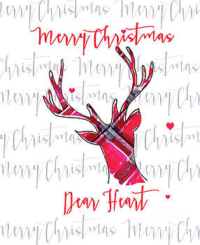 Merry Christmas Dear Heart by Nancy Harrison