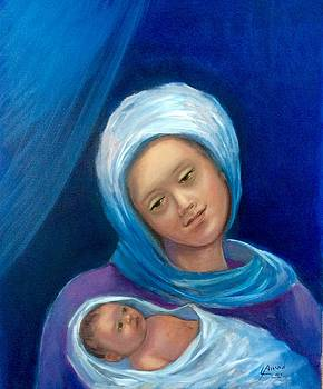 Merry Christmas by Laila Awad Jamaleldin
