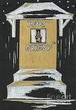 Merry Crimbo by Teresa White