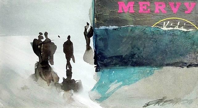 Mervy by Ed Heaton