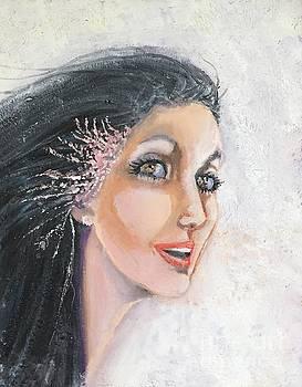 Meryl by Anne Buffington