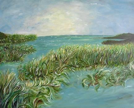 Mesmerizing Marsh by Sara Credito