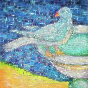 Messenger by Art OLena